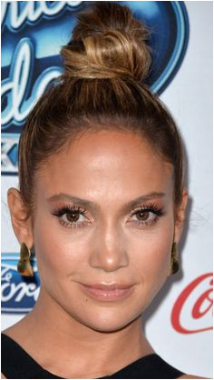 Jlo Up Hairstyles Updos American Idol American Actress Jennifer Lopez s