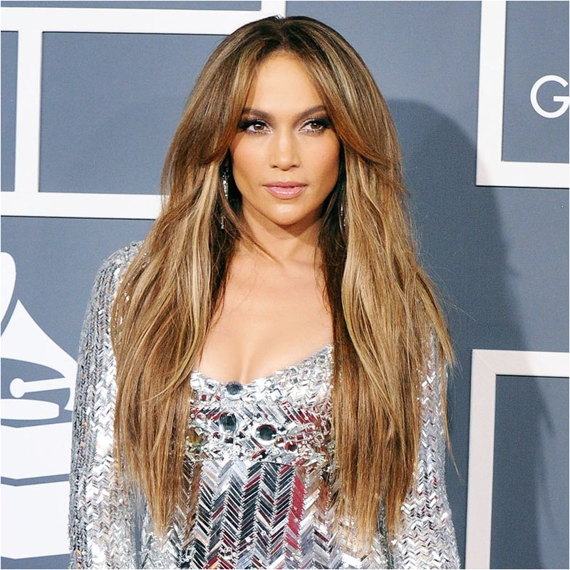 Jennifer Lopez seems to maintain the same voluminous mane she had in her early 20s Her secret may include a handful of extensions but it also involves