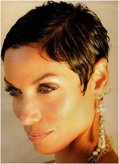 Nicole Murphy Love this woman truly down to earth Nicole Murphy Nicole Murphy HairBest Pixie