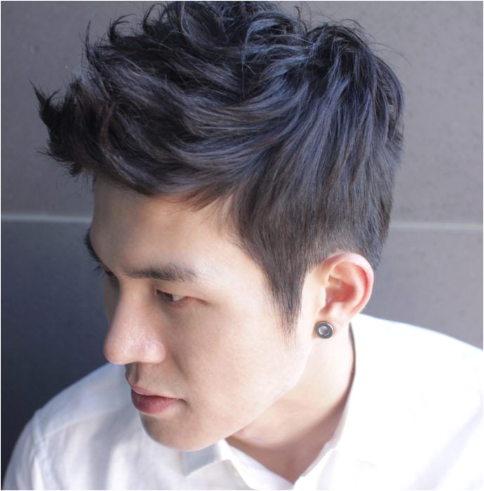 Asian Men Hairstyles For 2018 2019 Short Asian hairstyles men are preferred by guys who do not want to spend too much time on their hair