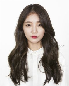 Korean Celebrity Hairstyles 23 Best Korean Hairstyle Long Images