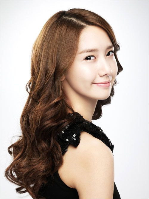 Korean Celebrity Hairstyles Snsd S Yoona Well I Suppose so Yoona Snsd Pinterest