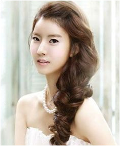 Korean Bridal Wedding Hairstyle Korean Hairstyle Trend 2015 Hairstyles Wedding Hairstyles 2014 Asian