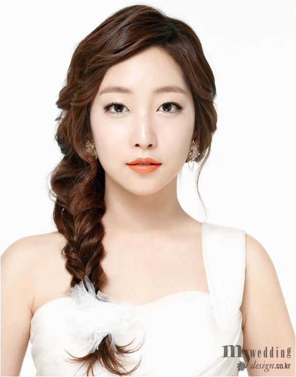 Korean Hairstyle for Party Korean Hairstyle Hair Nails and Makeup Korean Hairstyle