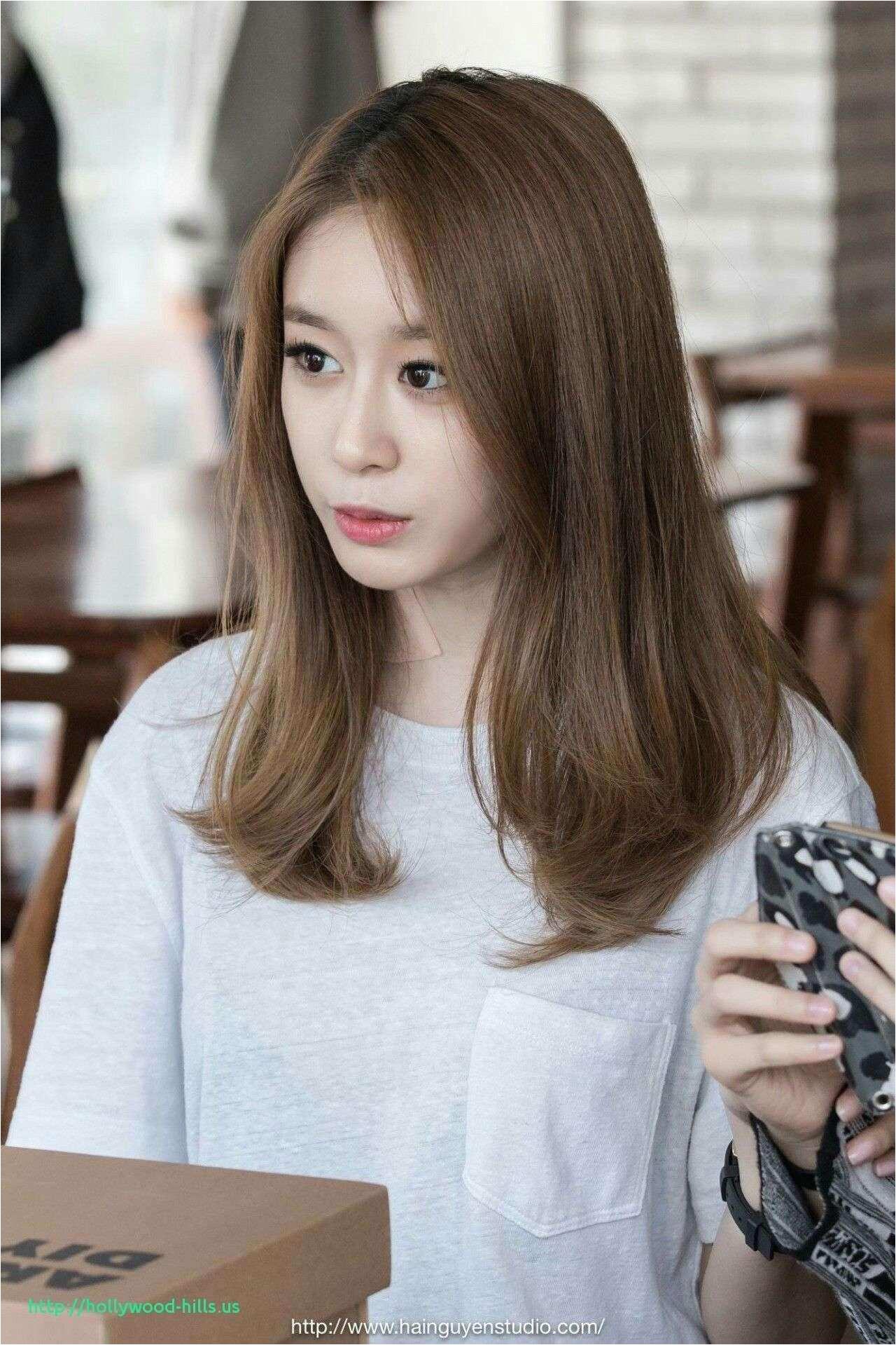 45 Luxury Korean Girls Hairstyle Pics