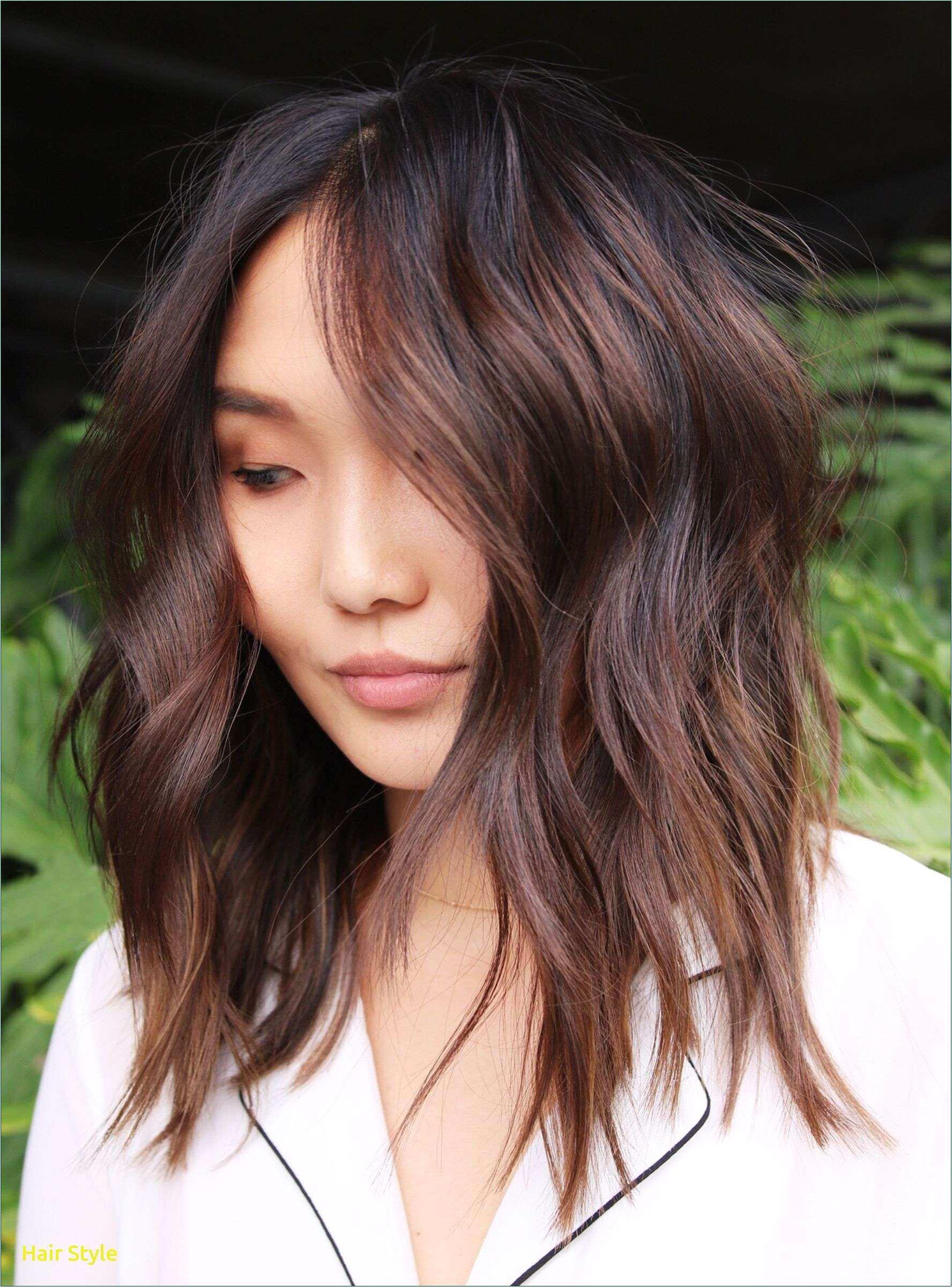 Mid Length Haircuts for Curly Hair Simple T32z Korean Medium Length Hairstyle 2016 Lovely Korean Hair