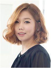 Digital Perm Short Hair Medium Short Hair Medium Hair Styles Curly Hair Styles