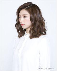 "Float wave Perm ""Œë¡œŠ¸ 웨이브 ŽŒ Hair Style by Chahong Ardor"