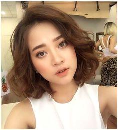 Korean Perm · Korean Short Hair