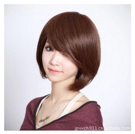 Korean Short Hair Fashion A Cute Hairstyle Short Hair Styles Pinterest