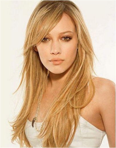 Beautiful Bangs For Long Hair Pretty Designs Side Swept Bangs Long Hair Side…