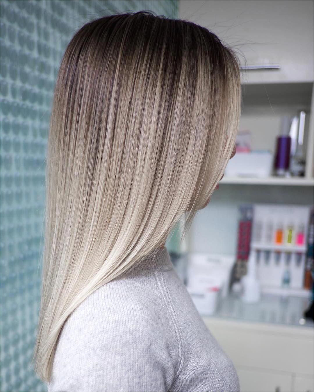 Stylish Balayage Ombre Long Hair Style for Women Long Haircut Designs