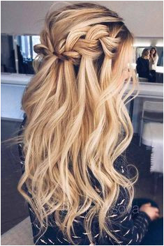 the prom night in Prom Hairstyles Medium Hair Long Hairstyles With Braids Prom