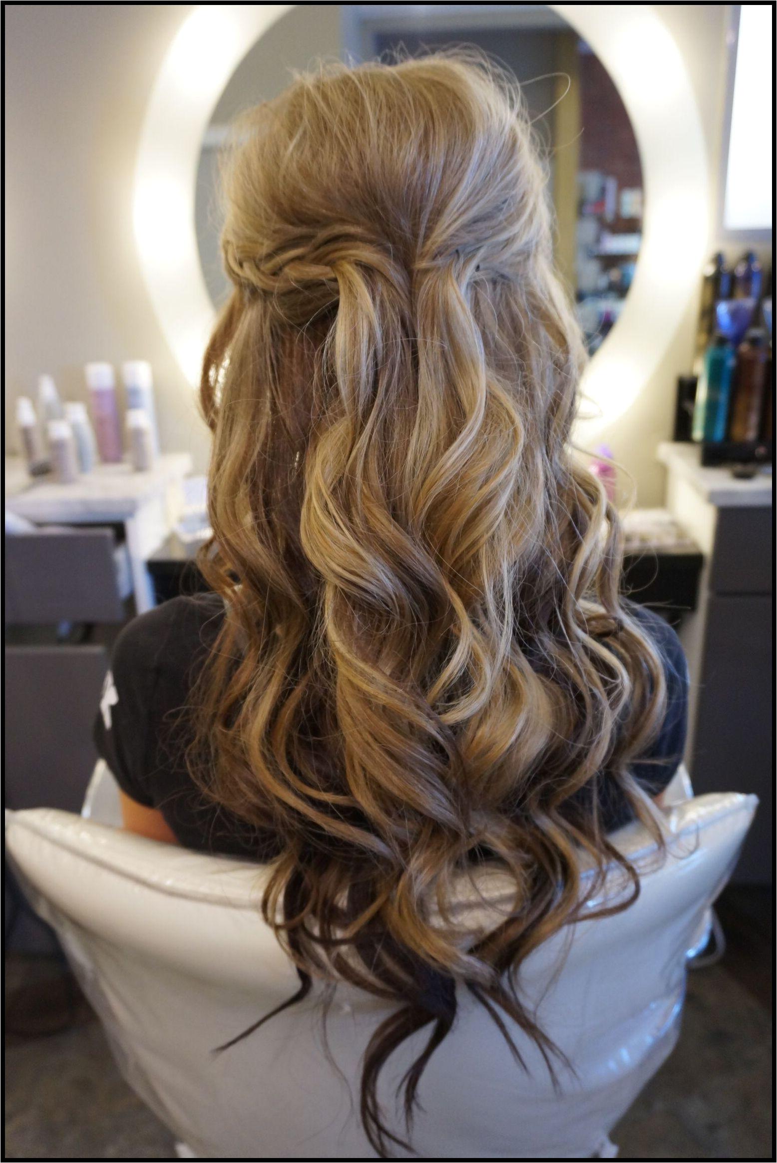 Luxus Home ing Frisuren für langes Haar