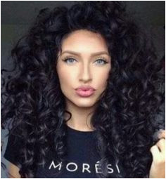 Trendy Naturally Curly Hair Look Picture Description healthy natural curly