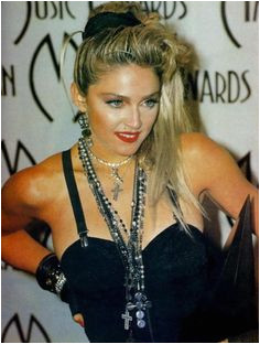 80 s Madonna My first concert was The Virgin Tour Beastie Boys opened for Madonna