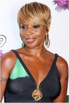 Mary J Blige Hair Mary J Mama Mary Cute Short Haircuts Black