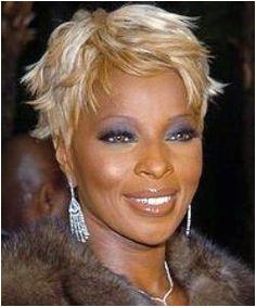 Singer Mary J Blige Short Hairstyles Black Girls Hairstyles Celebrity Hairstyles Easy Hairstyles