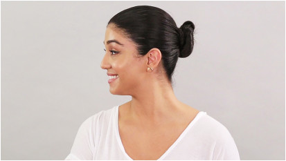 How to Do a Ballet Bun a k a the Chicest Hairstyle on Earth