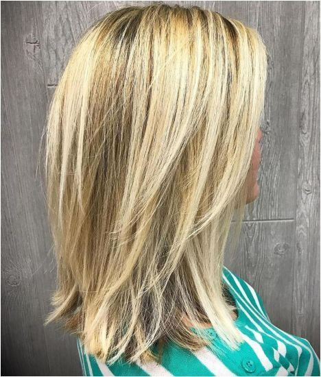 70 Brightest Medium Layered Haircuts to Light You Up in 2019 Women haircuts medium shoulder length