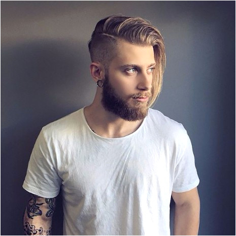 Undercut Long Hair Male Pretty 35 the Best Haircuts for Men with Thick Hair