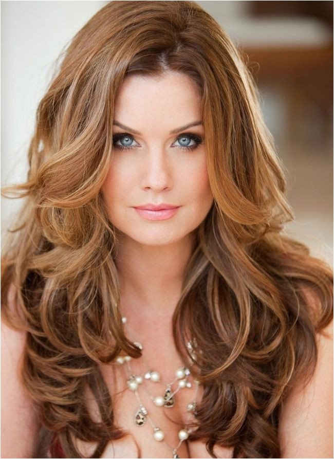Cool Modern Long Hairstyles for Women