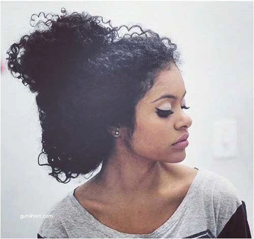 Phenomenal African American Natural Hairstyles Also ely Curly Hairstyles Awesome Western Hairstyle 0d Hairstyle And