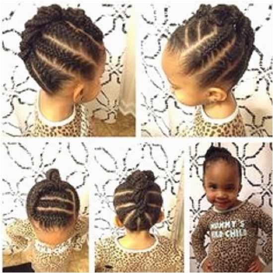 Black Girl Haircuts Pics Natural Hairstyles for Black Hair Lovely I Pinimg originals Cd B3 0d