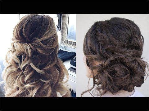 wedding hairstyles tutorials pilation Bridal hair tutorial wedding updo hairstyles tutor