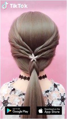 Super easy to try a new hairstyle Download TikTok today to find more amazing videos Also you can post videos to show your unique hairstyles