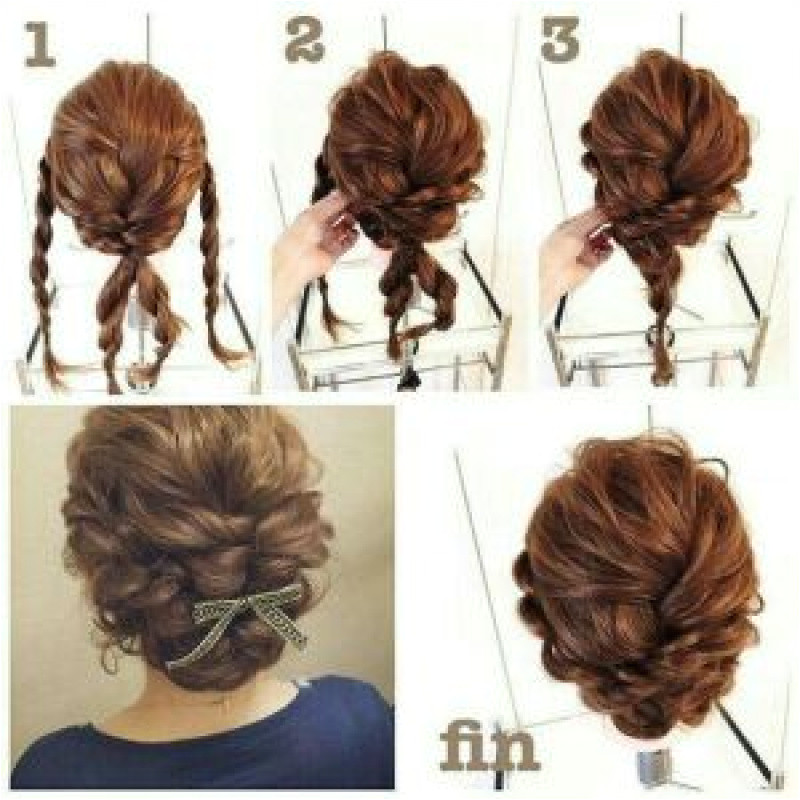 Nice Hairstyles Easy to Do Easy Simple Hairstyles Awesome Hairstyle for Medium Hair 0d Special