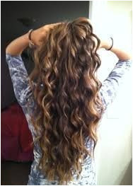 beach wave perm this is real