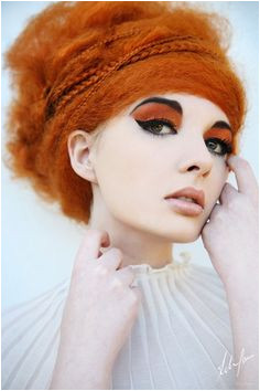 I love it Ginger Hair Glamorous Makeup Magical Makeup Face Makeup