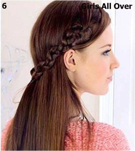 New Simple Hairstyle for Girl Fresh New Hairstyles 2018 Make Simple Hairstyles Make Simple Hairstyles