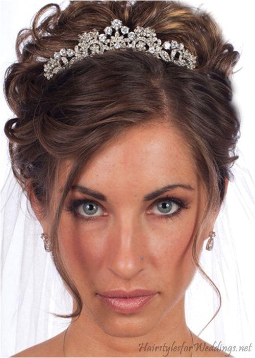 Pictures Of Wedding Hairstyles with Tiaras Wedding Hairstyles with Tiara 481 Wedding Hairstyles with Tiara