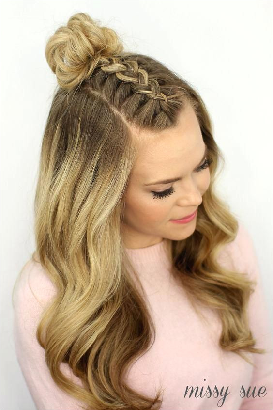 Fresh Cool Hairstyles For Girls For