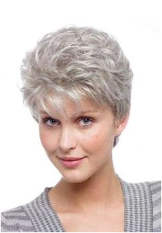 For the older la s we have great 14 Short Hairstyles For Gray Hair young girls can dye their hair grey They can check these short haircuts too