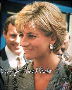 Diana Princess of Wales Great hair