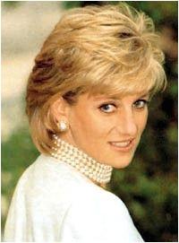 Princess Diana short hairstyle Isabel Ii Princess Diana Family Royal Princess Short Hairstyle