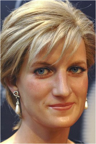 Princess Diana I do not believe that this is Princess Diana I think it is Sophie Any ment s Wax figure perhaps