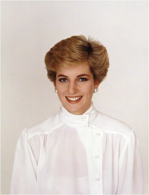 European Asian Hairstyle Princess Diana Hairstyles☀Short Hair