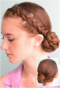 4 Prettiest Ways to Style Wet Hair Fast HairstylesBraided
