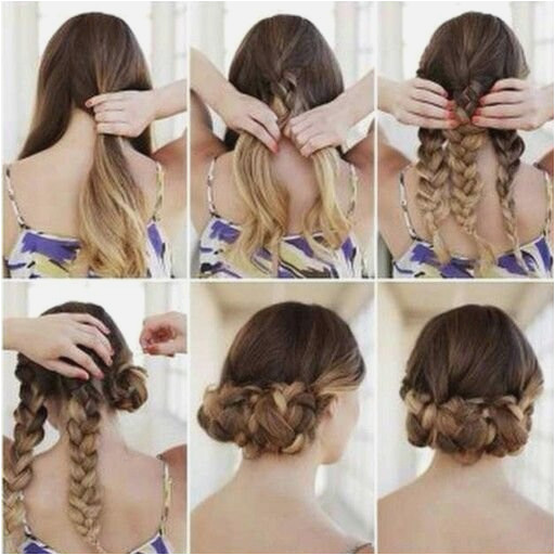 Easy Simple Hairstyles Awesome Hairstyle for Medium Hair 0d Ideas Cute Fast Hairstyles