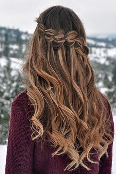 Hairstylists You Need to Follow This Season For Party Hair Inspiration Prom HairDown HairstylesCute