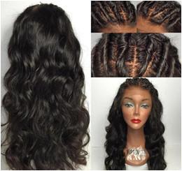 hairstyles wet wavy hair 2019 Wet Wavy Full Lace Wigs Brazilian Full Lace Human Hair