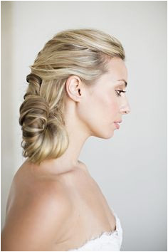 Unique braided bridal hairstyle ideas Hair and makeup by Janet Miranda