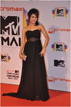 Sonu Kakkar vma2013 Subrina Professional · Red Carpet Hairstyles