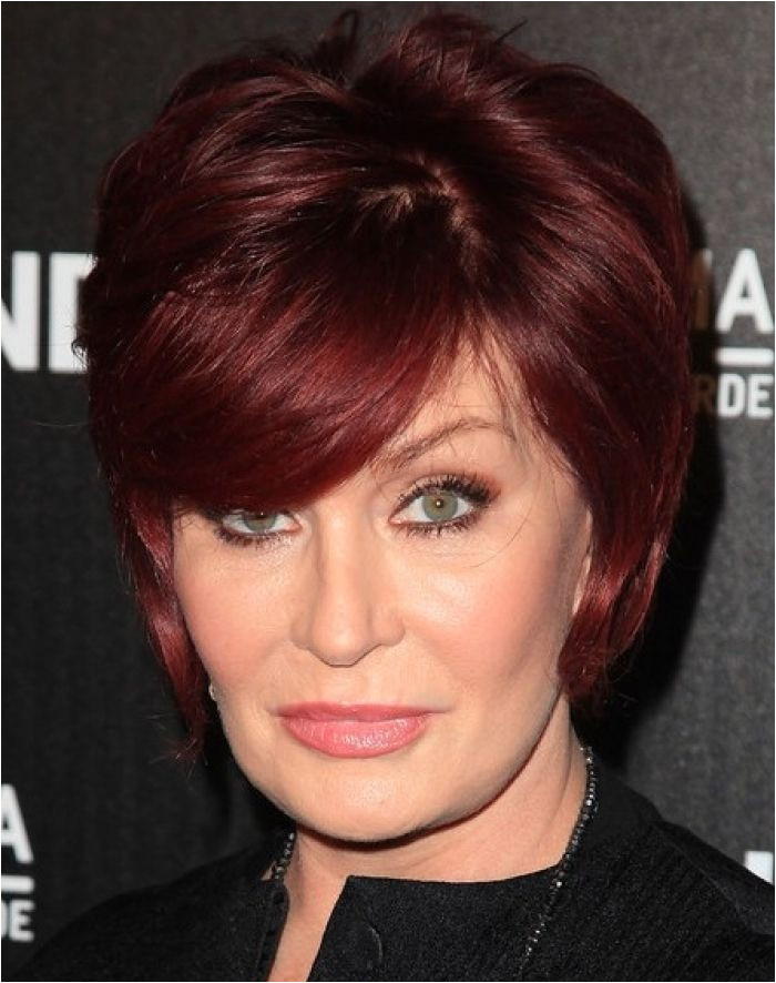 Hair Shorts New Sharon Dark Red Hairstyle Short Hairstyles Design 446—565 Pixel Collection