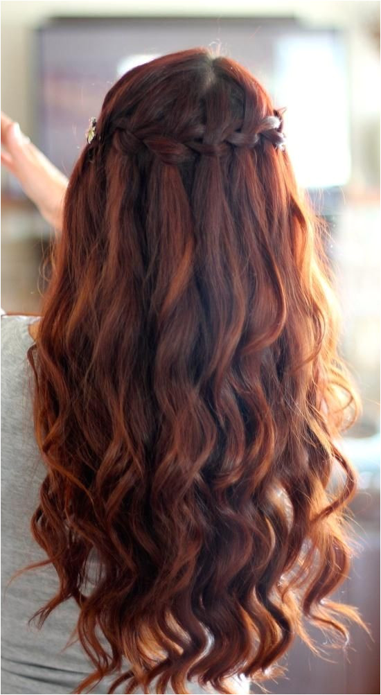 I want this to be my wedding hair do Matches my hair color and everything