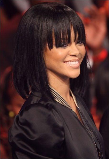 Celebrity The Week Rihanna Hairstyles